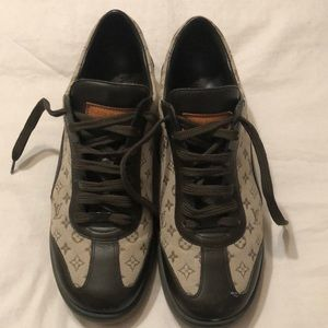 Louis Vuitton sneakers from 2001!